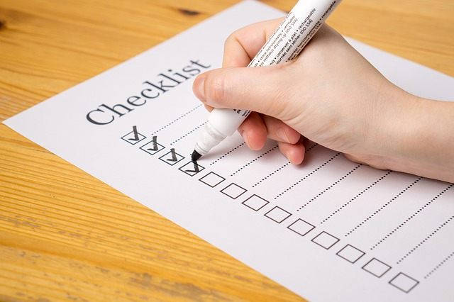 Use This Proofreading Checklist to Ensure Your Content Dazzles Your Readers