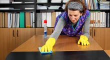 Work Housekeeping Checklist