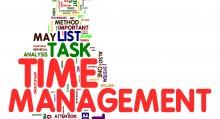 Time Management Checklist