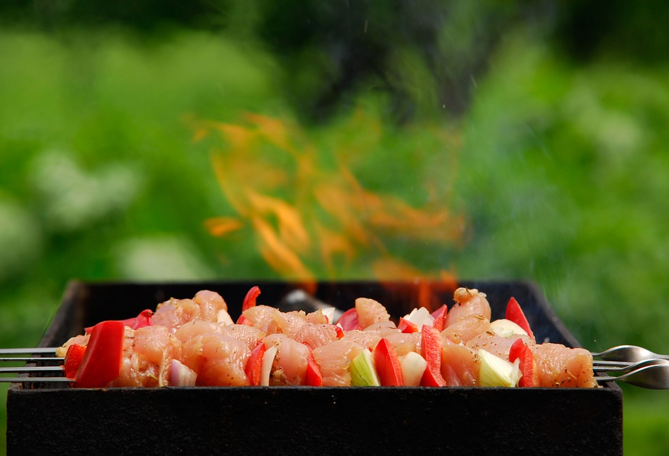 Veilig Barbecuen tips