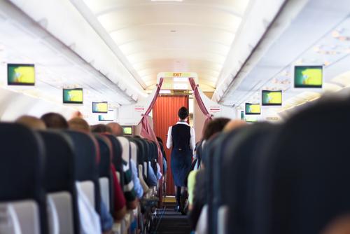Flight attendant charming checklist