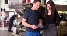 Vehicle Maintenance Checklist