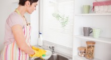 Natural Cleaning Checklist