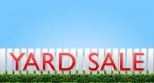 Yard Sale Checklist